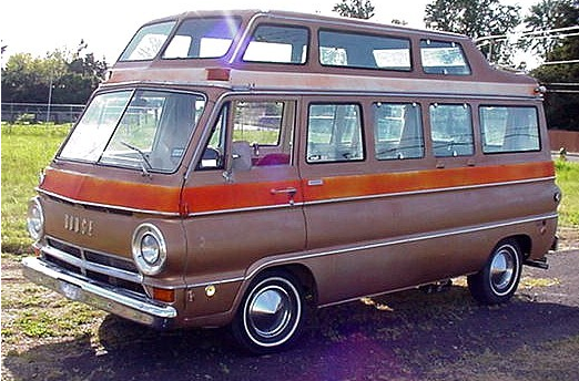 CC For Sale: 1969 Dodge Corey Cruiser Van Is On Ebay – Already Up To