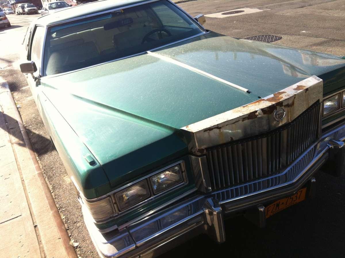 Pimpside Classic (Plus Pimp-Car History): 1976 Cadillac Coupe ...