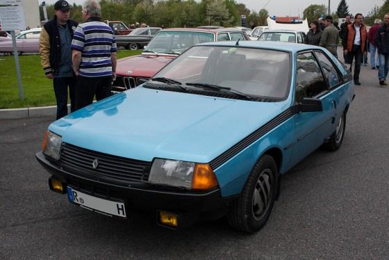 Renault Fuego fq