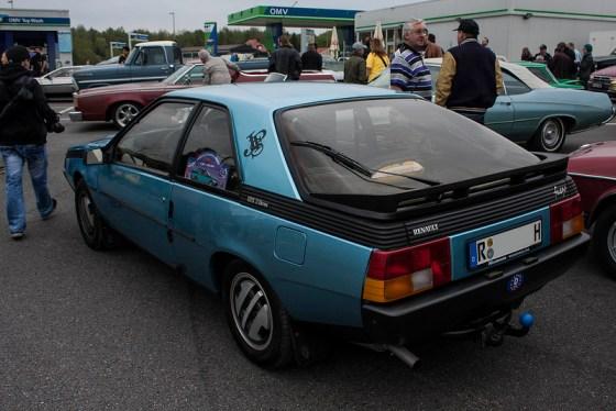 Renault Fuego rq