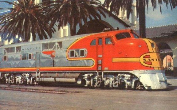 Streamliner A1-4