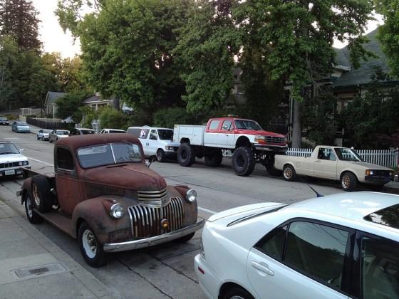 Trucks Outtake