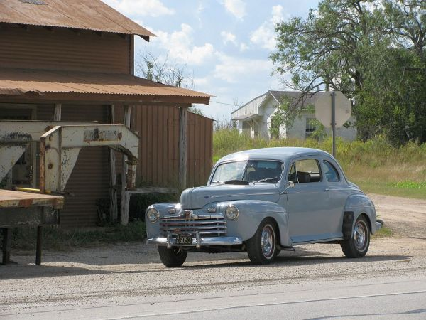 1946 Ford Coupe Harwood TX