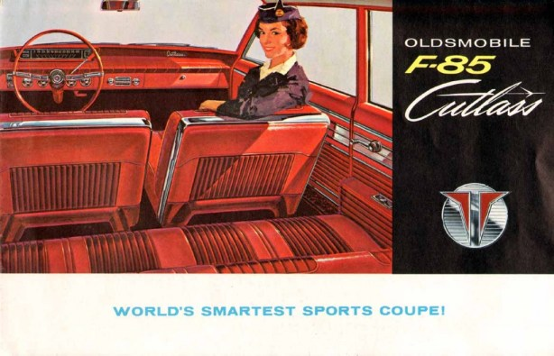 1961 Oldsmobile F-85 Cutlass Foldout-01
