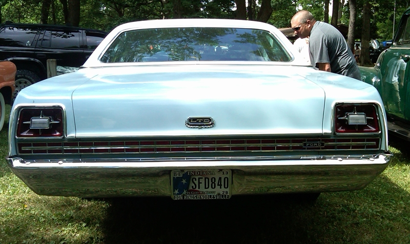 Car Show Classic Ford Ltd My Fathers Day Present