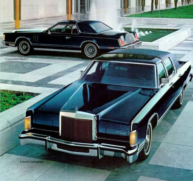 Curbside Classic 1979 Lincoln Continental Collector S Series What