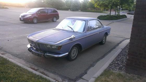 BMW 2000C fq
