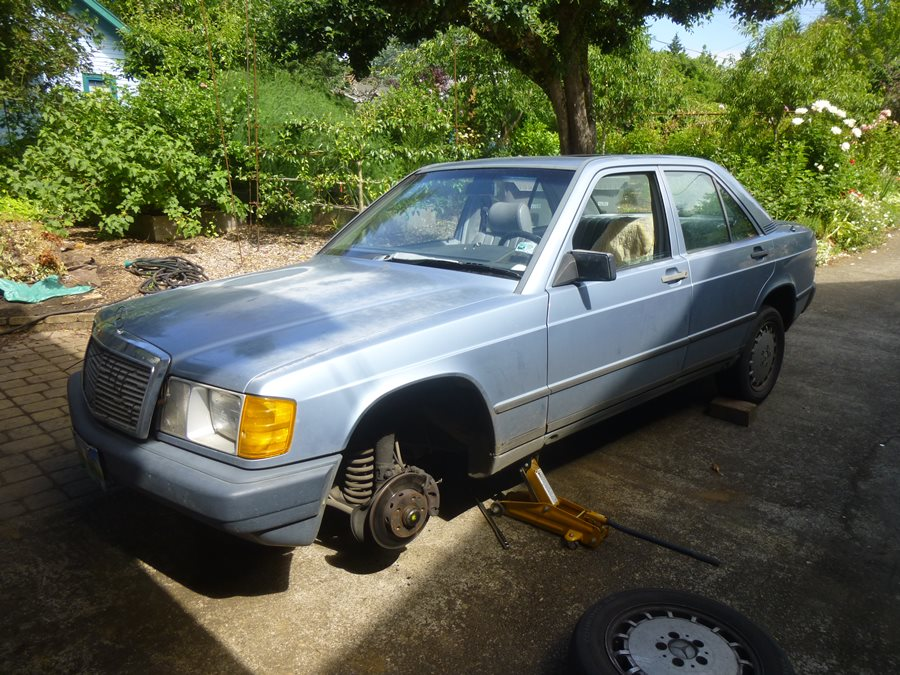 1986 Mercedes 190E 2 3: Junk Or Fix? (Updated) | Curbside