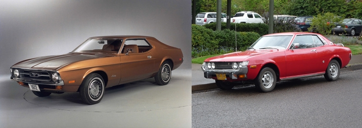 Curbside Classic: 1974 Toyota Celica Coupe – Betting on The Wrong Pony