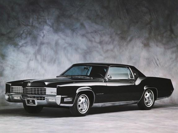 Cadillac eldorado 1967