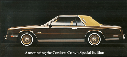 Chrysler 1980 Cordoba