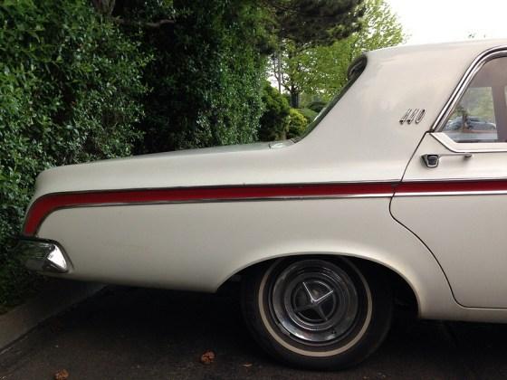 Dodge 1963 rq