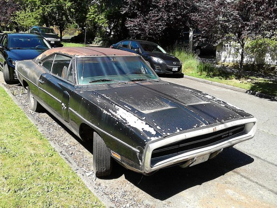 Dodge Charger 1970 fq