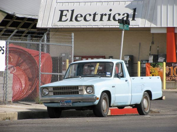 1978-82 Ford Courier Shiner TX