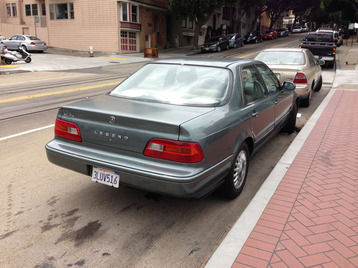 The acura legend was the first japanese luxury car to be sold in north america toyota and datsun nissan had pushed upward with cressidas and maximas