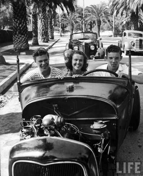 Life CA 1945