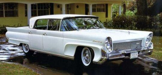 Lincoln Continental 1958