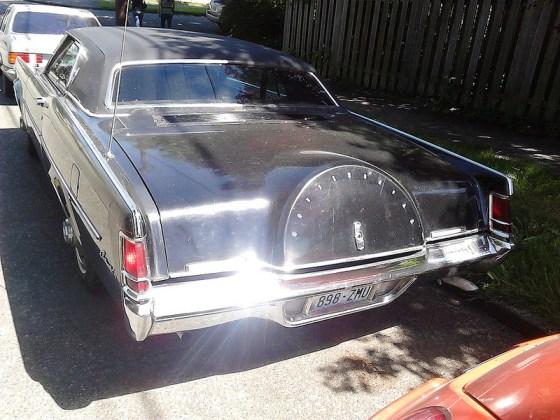 Lincoln Mark III r