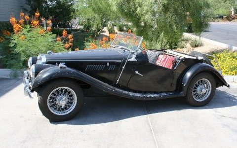MG TF Roadster_Front_2_1