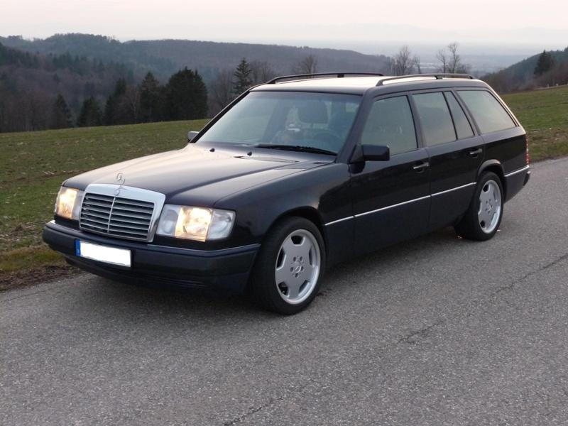 curbside classic mercedes w124 (1985 1996 e class) the best car of mercedes e320 motor mounts mercedes w124 wagon