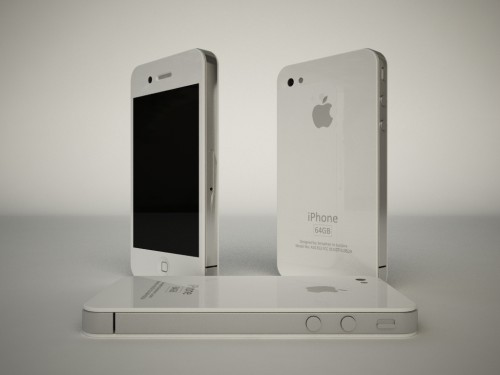apple iPhone-4HD-white