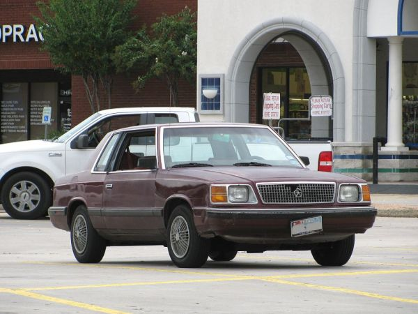 1985-89 Plymouth Reliant Rayford Rd 11 Jul 12