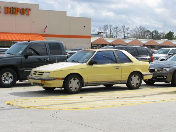 1989-94 Dodge Shadow Woodlands