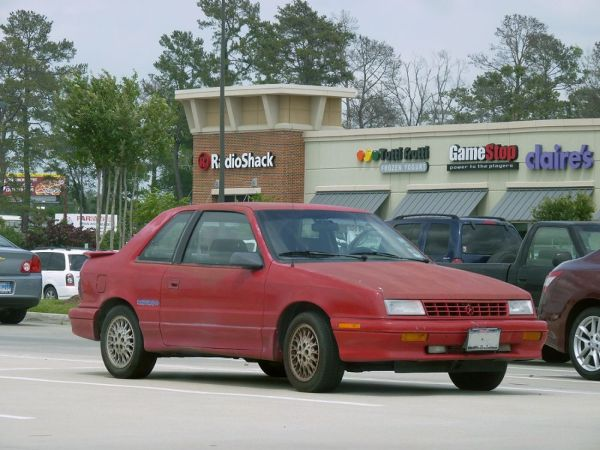 1992-94 Plymouth Sundance Duster Egypt Rd 120414