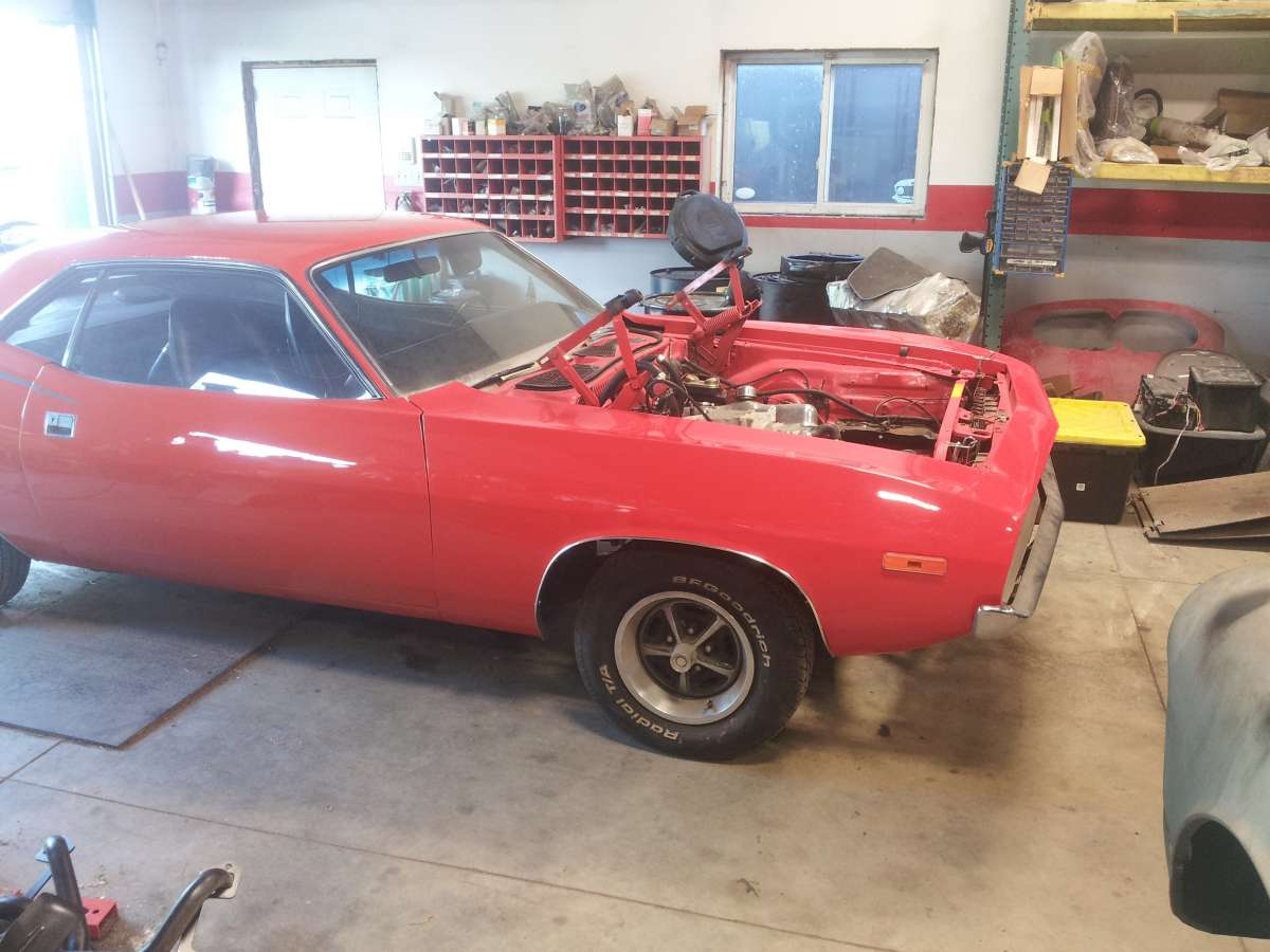 This Spring I Helped Jim Take His Car To A Restoration Shop. They Repaired  The Frame, Reinstalled The Drivetrain, Did Some Underhood Clean Up And  Fixed Up ...