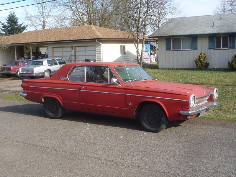 CC Capsule: 1963 Dodge Dart GT Six Pack – No, Not That Kind