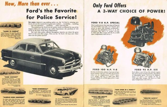 Ford 1950  Police Cars-02-03