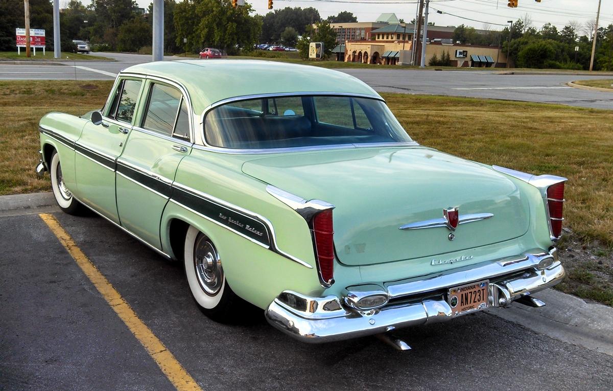 1956 chrysler imperial interior images - Curbside Classic 1955 Chrysler New Yorker Deluxe Looks Like A Hundred Million Bucks