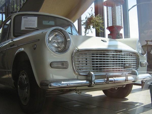 1965 Toyota 700 1