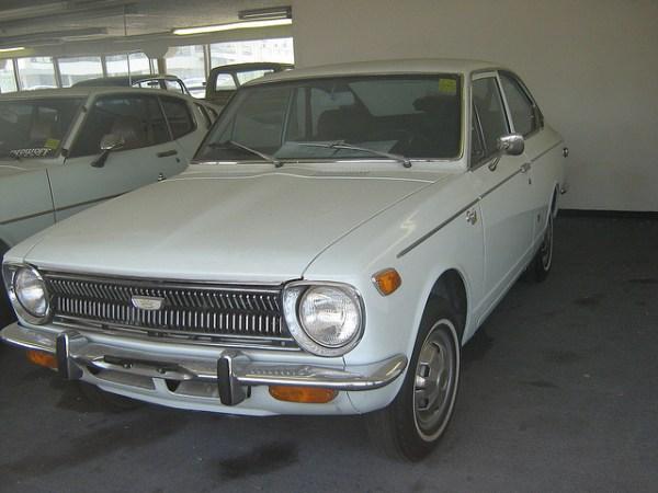 1970 Toyota Sprinter