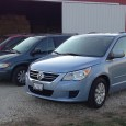 """(First Posted August 30, 2013) I mentioned the other day in the piece about our """"new to us"""" 2012 VW Routan that we have three generations of Chrysler minivans in […]"""
