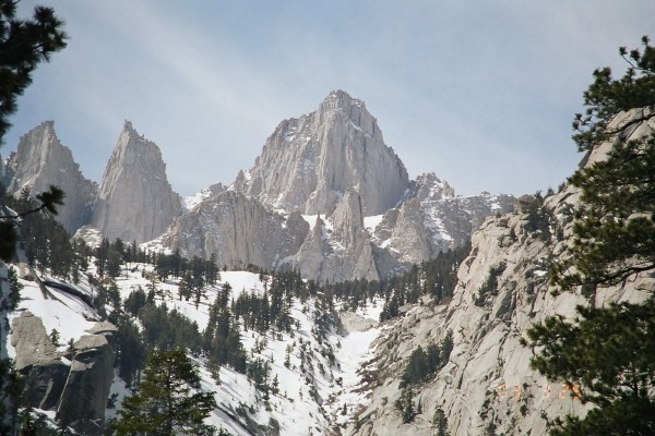 CA Mount_Whitney_2003-03-25