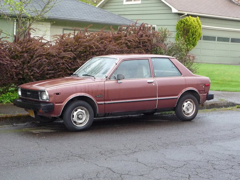 Curbside Classic: 1979 – 1982 Toyota Tercel – Toyota Nails Another One