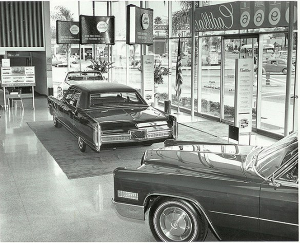 Casa de Cadillac int