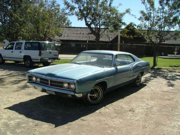 Ford 1970 Galaxie-500-1970-06AGE054001833B