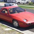 """(First Posted August 31, 2013) On any street, I'd be hard pressed to miss this red 928. The swoopy body and """"arrest me red"""" color choice catches my enthusiast eye, […]"""