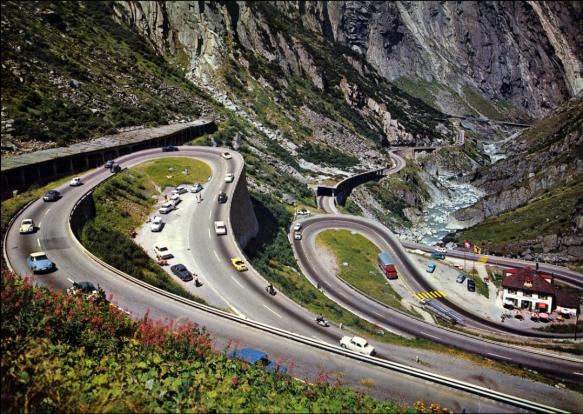 Gothard Pass 2