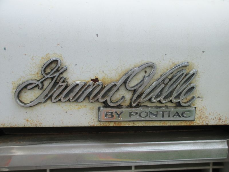 Curbside Classic: 1973 Pontiac Grand Ville Convertible – The Lady in