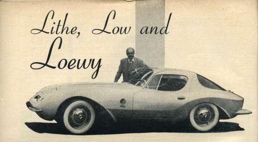 Loewy BMW 507