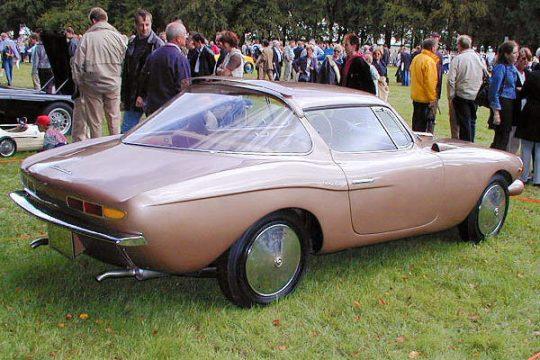 Loewy Lancia Flamina Loraymo 1960
