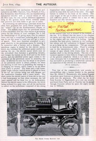 Pieper -petrol-electric-1899