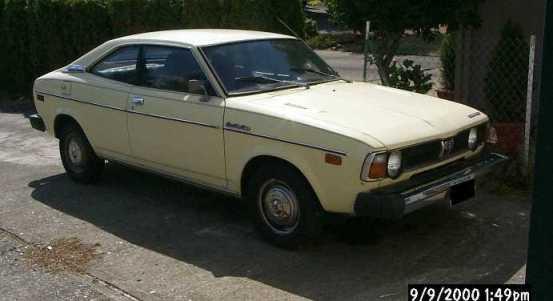 Subaru 1979 FE