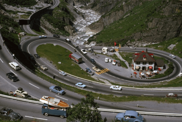 Swiss pass