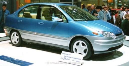 Toyota prius concept 1995 -1