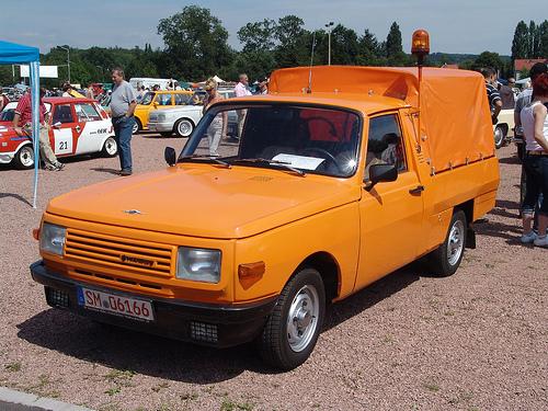 Wartburg 353 pickup