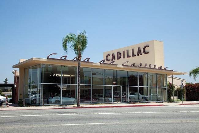 Dealership Classic Casa De Cadillac Restored To Its Full 1949 Glory